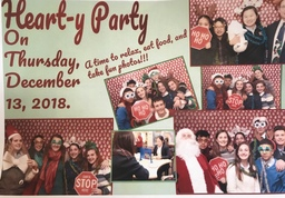 Annual Heart-y Party