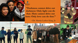Martin Luther King Jr. Day of Service Success