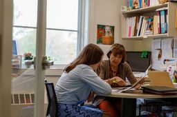 HIGH-VALUE LEARNING: A Peek Into Rectory Classrooms