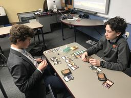 Magic: The Gathering Invitational at Rectory School