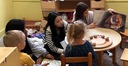 "CARe Students Enjoy Visits From Rectory's ""Big Kids"""
