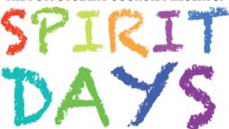 Spirit Days for Grades K-9