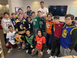 Spirit Days Continue for Grades K-9